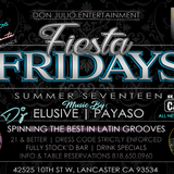 Fiesta Friday Tease