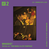 WhoDis w/ Tim Nable and DV: Jungle Vinyl Special - 12th September 2018