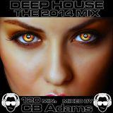 CB Adams - DEEPHOUSE YEARMIX 2014