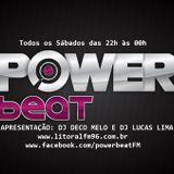 DJ Lucas Lima - Programa 12 - Dia 25/04/15 - Power Beat - Rádio Litoral FM