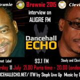 ITW Clevie Browne (Steely and Clevie) and Danny Browne (Main Street label) by Syncope