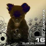 Club du Monde @ Canada - DJ Juan Data - oct/2010