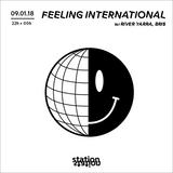Feeling International #4 w/ River Yarra, Bris