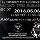 TMRjp - Radio TEK INSANITY Rec.
