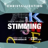 Christallization #100 with Stimming
