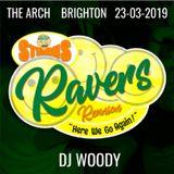 DJ Woody (live DJ set) - Old Skool Mix - Sterns Ravers Reunion - Here We Go Again - 23/03/19