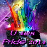 U 4ea (disk 1)- Pride 2014