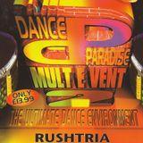 Dance Paradise - Mult-E-Vent 2 - Mastervibe