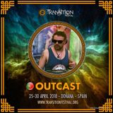 Outcast Live @ Transition Festival 2018 in Spain