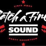Catch a Fire sound mixtape #2 - Dj Tech + Leslie Lello & Tokyo San