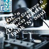 DOC's Groovy Grooves 6 - Disco Radio (Funk & Soul) (07.30.19)