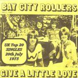UK TOP 20 SINGLES July 20th 1975