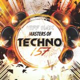 Masters Of Techno Vol.157