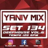 DJ Yaniv Ram - Deep House Vol.6 (SET134), Tempo 120 BPM