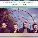 Exclusive Mix - 65daysofstatic X Dour Festival 2014