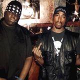 (TGY001) Tupac Shakur x Notorious B.I.G [THE GOLDEN YEARS MIX SERIES 2017] {OL'SKOOL/RAP/HIP-HOP}