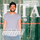 Dan Alani on Reprezent 107.3FM - Sunday May 22nd