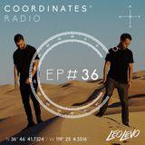 EP#36 Leo Levo: Coordinates° Radio