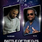 Aura Battle of the DJ's Round 1