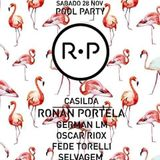 German LM @Casilda Poolparty 28-11-15