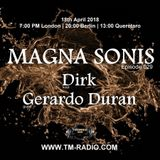 Dirk - Host Mix - MAGNA SONiS 029 (18th April 2018) on TM Radio