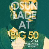 Osunlade - Live at SuncéBeat 4