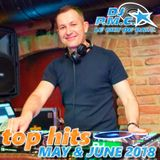 LE MIX DE PMC *TOP HITS MAY & JUNE 2018*
