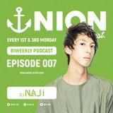 UNION BIWEEKLY PODCAST 007 - DJ NAJI