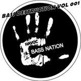 BASS DESTRUCTION VOL 001 _ DJ HAVOC