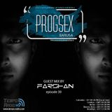 PROGSEX #30 - Guest mix by Farshan on Tempo Radio Mexico [17.03.2018]
