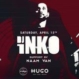 Dj Inko @ Hugo Club / Tirana - ALB / 15/4/2017