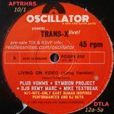 TEXTBEAK - DJ SET FROM OSCILLATOR LA OCT 1 2015