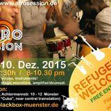 afrosession Münster Dezember 2015 - Die Radiosendung zur Session