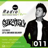 Axcell Radio Episode 011 - DJ KATSU