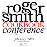 For Such Kind of Borrowing is this... 2013 Roger Smith Cookbook Conference