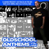 DJ MANIE – Oldschool Anthems vol.3 (Hits 4 Days)