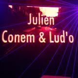 Julien Conem & Lud'O - 180317 - Kevin Saunderson Night