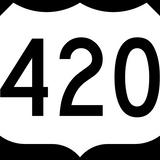 (420 2013 DJ1) N-arachidonoylethanolamine - Run Forrest Run