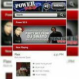 @DJSwaydUSA Live in The Mix on Wichita, Kansas 's  KDGS Power 93.5 FM  ((Part 1))