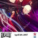 Flipout - Virgin Radio - Apr 20, 2017