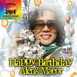 happy Bday Aleng Macor (Best of 80's)