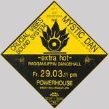 Crucial Vibes inside Powerhouse Hamburg 1996, longside Mystic Dan and Daddy Teacha!