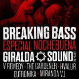 Breaking Bass // Especial Noche Buena // The Gardener Minimix //