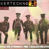 Live@ Techno7 Presents;BunkerTechno R33 2015-08-29