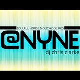 SOULFUL HOUSE AND OLDSKOOL UKG CLUB MIX,MIXED BY CHRIS CLARKE