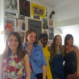 The Hoxton Fashion Show With Ravensbourne College from Graduate Fashion Week
