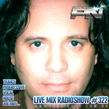 Paul Nova Live Mix 322