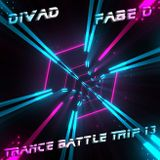 DivaD Vs F@be. D - Trance Battle Trip #13