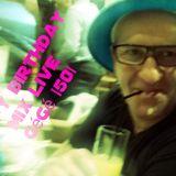 HAPPY BIRTHDAY MIX LIVE #GEGE# 50#