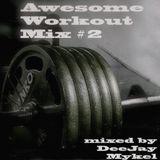 Awesome Workout Mix #2 Rap vs. Rock 80-100bpm